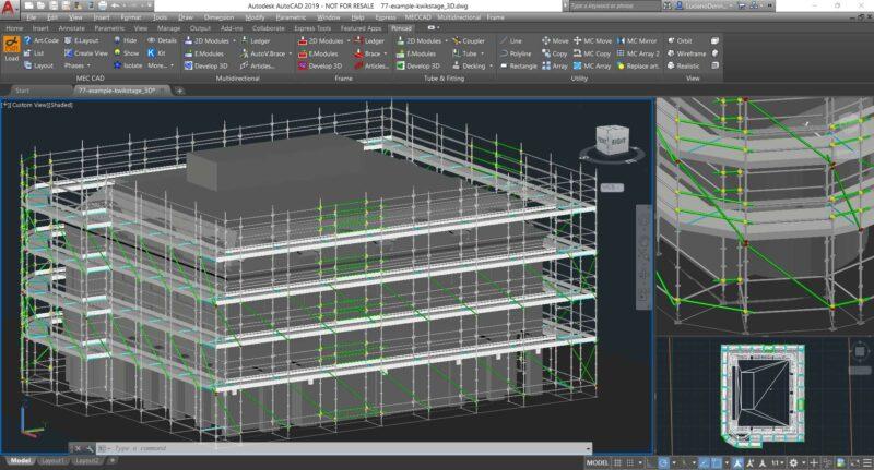 Autocad. Software de dibujo CAD