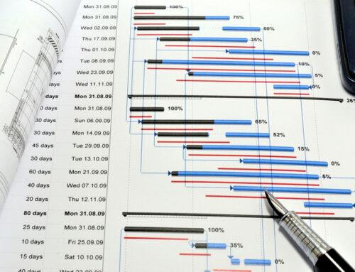 Exigencias normativas en la LCE y su reglamento respecto al cronograma en obras públicas